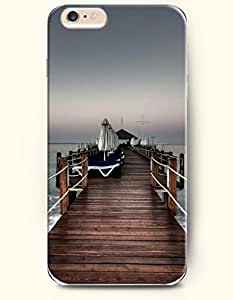 Case Cover For Ipod Touch 4 es Sea and Beach - Hard Back Plastic Phone Cover SevenArc Authentic