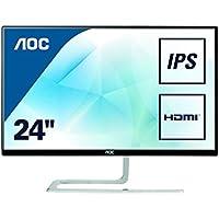 AOC I2481FXH 23.8 INCH IPS 1920 x 1080 VGA HDMI x 2 Ultra slim design
