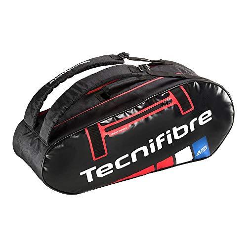 Tecnifibre-Team Endurance 6 Pack Tennis Bag Black-(3490150159777)