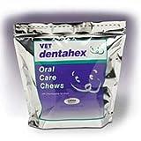 Vet Solutions Dentahex Oral Care Chews, 18 oz. Large