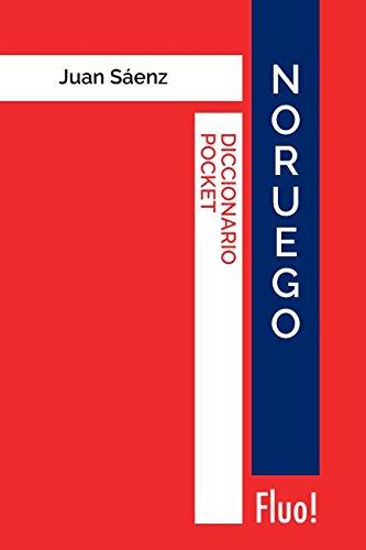 Diccionario Pocket Noruego (Spanish Edition) [Juan Saenz] (Tapa Blanda)
