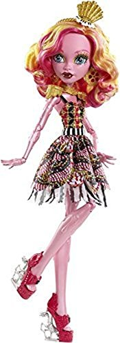 Monster High Freak du Chic Gooliope Jellington Doll (Discontinued by manufacturer)]()