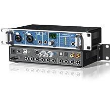 RME Fireface UC Hi-Performance USB 2.0 High Speed Audio Interface, 24 Bit/192 KHz, 36-Channel