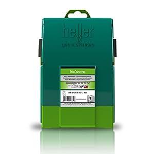 Heller power 3000 - Juego brocas hormigon power3000 diámetro 4-12 7 piezas