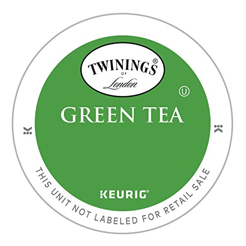 Twinings Green Keurig K Cups Count