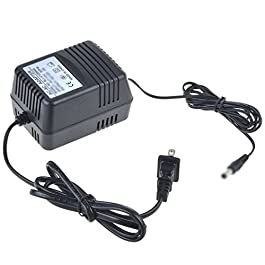 Accessory USA AC Adapter for American Audio Q-D6 QD6 3Ch Pro DJ Mixer 3-Channel Professional DJMixer Power Supply Cord