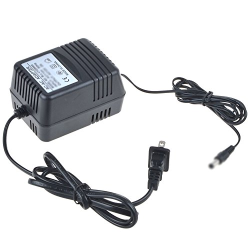 Accessory USA AC Adapter for Nintendo NES-001 NES-002 NES-101 Control Decks Power Supply Cord Charger ()