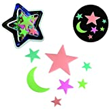 Illuminous Glow In The Dark Stars by Kenzies Gifts