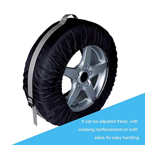 LoLa Ling Car Vehicle Spare Tire Cover Protection Protector Auto Portable Durable Storage Bag by LoLa Ling (Image #6)