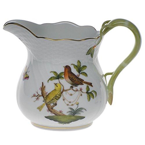 Herend Rothschild Bird Milk Pitcher