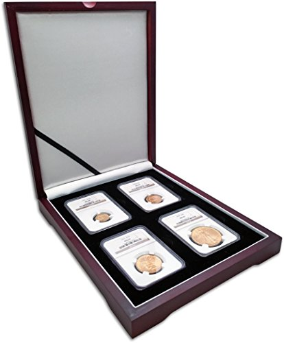Pre-1933 Gold Indian Vintage 4-Coin Type Set ($2.50, $5.00, $10, $20) - Set Coin Gold Indian