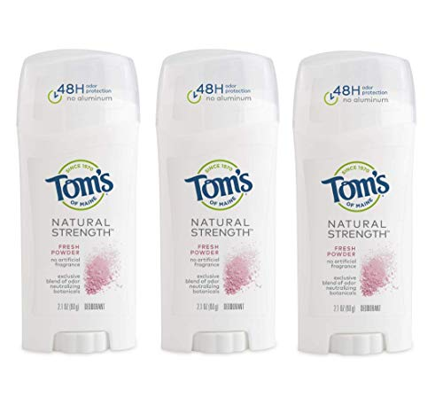 Tom's of Maine Natural Strength Deodorant, Natural