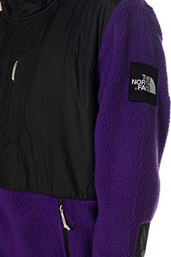 grigio Fleece Viola Face The North Giacca Denali XIwYXxHqf