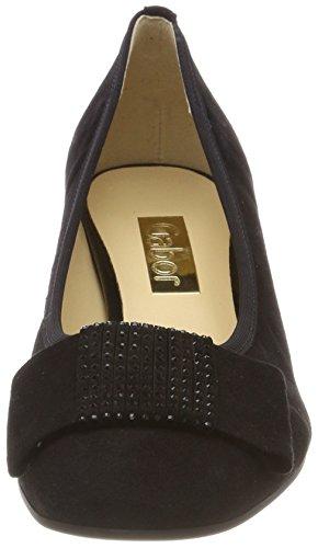 Noir Femme Shoes Schwarz Gabor Schwarz Basic Gabor Escarpins xwXvqgS