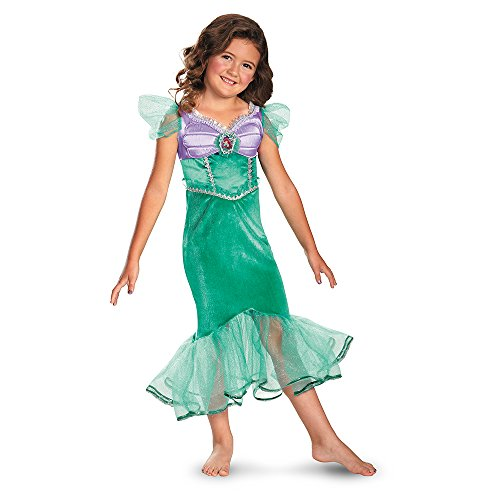Ariel Sparkle Classic Kids Costume