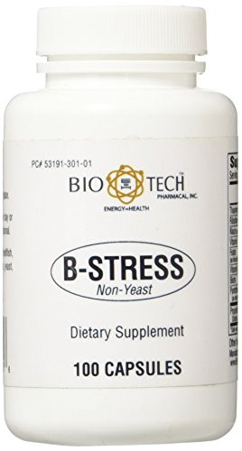 Biotech Pharmacal   B Stress   100 Count