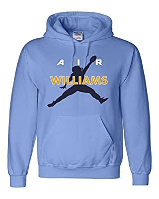 "The Silo CAROLINA Los Angeles Williams ""Air"" Hooded Sweatshirt"