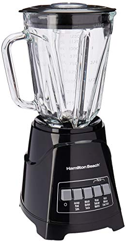 9. Hamilton Beach 58146 Power Elite Blender