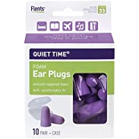 Flents Quiet Time Ear Plugs and Siesta Sleeping Mask