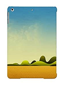GVzuNcF6911EDRUH Tough Ipad Air Case Cover/ Case For Ipad Air(desert ) / New Year's Day's Gift