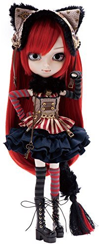 [Pullip Cheshire Cat in STEAMPUNK WORLD (CESA cat Inn steampunk world) P-183 approx 310 mm ABS made of pre-painted PVC figure] (Cheshire Cat Makeup And Costume)
