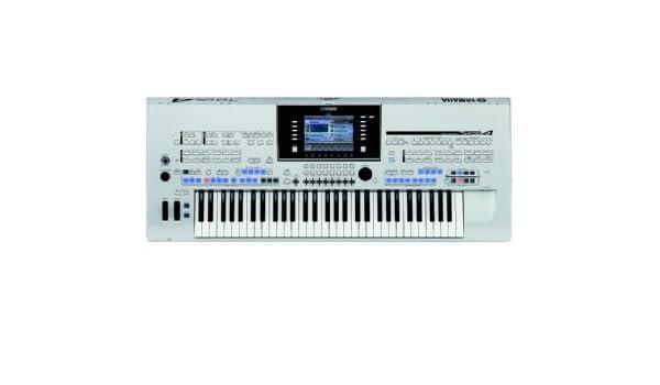 Yamaha Tyros de 4 Music Workstation con más de 1700 sonidos: Amazon.es: Instrumentos musicales