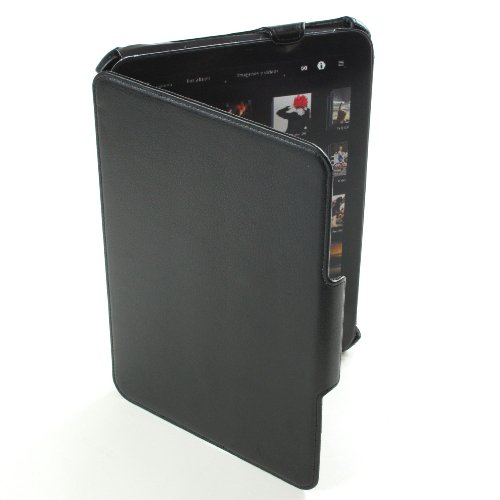 UPC 810941015618, Impecca PCX102K Pcx102 Slimflip Pu Leather Case For Motorola Xoom
