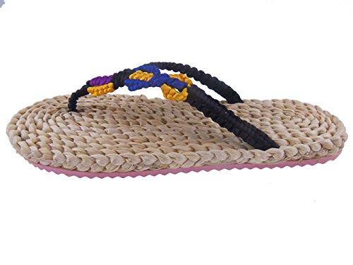 Femme 35 41 La Female 36 Sandales Main Décontractées Xing Chaussures Tongs 42 Guang Pantoufles male À 6nqTz