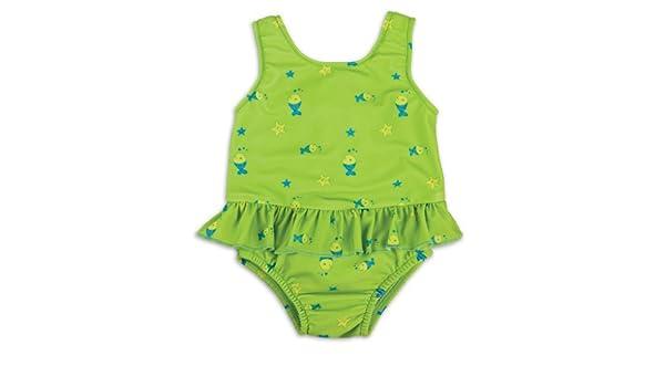 Bambino Mio SWSLG - Pañal bañador grande (color verde/azul/amarillo): Amazon.es: Bebé