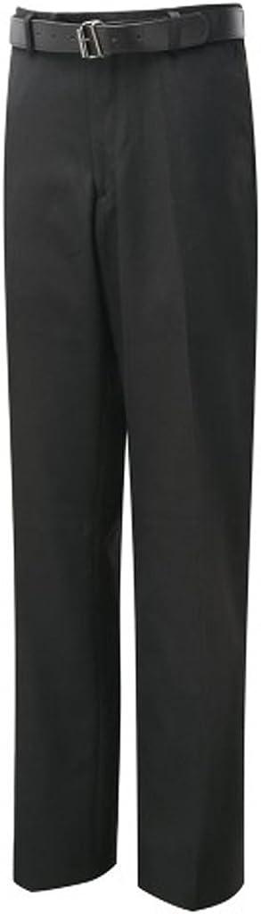School Uniform Senior Flat Front Slim Fit Style Trouser Zipped Pocket Schoolgear