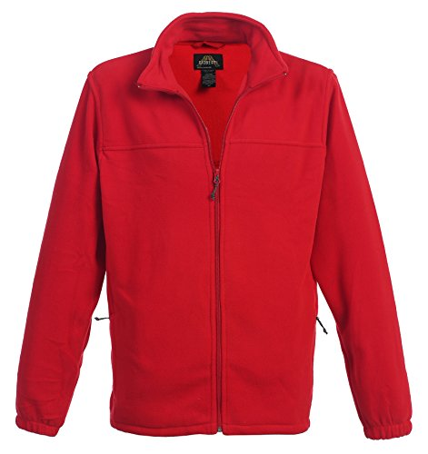 Red Fleece - 8