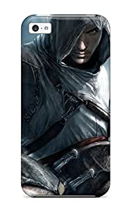 MUEMpSI3760sywvP Assassins Creed Fashion Tpu 5c Case Cover For Iphone