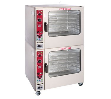 Blodgett BCX-14E DOUBL Combi Oven Steamer Electric double stacked (14) full pan