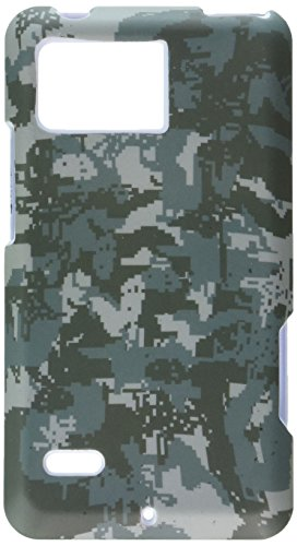 MyBat Motorola XT875 Droid Bionic Lizzo Phone Protector Cover - Retail Packaging - Digital (Lizzo Digital Camo)