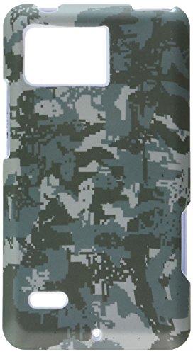 MyBat Motorola XT875 Droid Bionic Lizzo Phone Protector Cover - Retail Packaging - Digital (Lizzo Digital Camo)