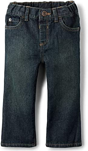 The Children`s Place Baby Boys` Bootcut Jeans