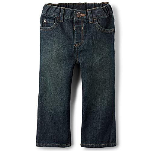 Childrens Place Baby Bootcut Jeans product image