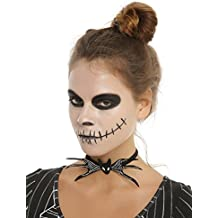 The Nightmare Before Christmas Jack Skellington Bow Tie Choker