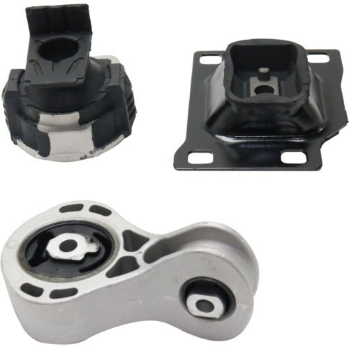 Motor and Transmission Mount Kit for Ford Ford Focus 08-11 4 Cyl 2.0L Eng.
