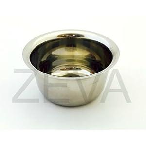 Men's 5 Pieces Double Edge Safety Razor Bristle Shaving Brush Stainless Steel Stand Shaving Cup & Shaving Soap Gift Set/Kit