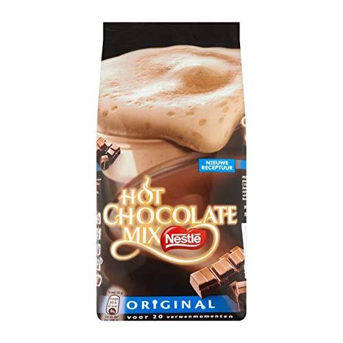 Bebida instantánea de chocolate   Nestlé   Mezcla De Chocolate Caliente Original   Peso Total 400 grams: Amazon.es: Alimentación y bebidas