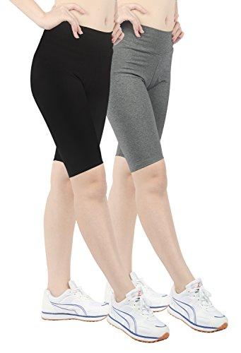 iLoveSIA 2Pack Womens Casual Leggings