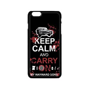 Keep Calm And Carry Brand New And High Quality Custom Hard Case Cover Protector For Iphone 6