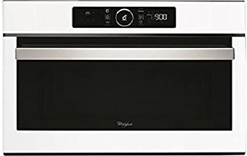 Whirlpool AMW 730 WH Integrado 31L 1000W Blanco - Microondas (Integrado, 31 L,