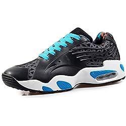 Fordbox Comfortable Leather Waterproof Men's Basketball Shoe Sneaker