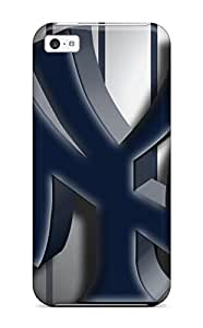 New Style new york yankees MLB Sports & Colleges best iPhone 5c cases 1087659K115024957