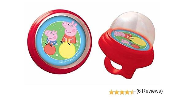 Bocina Presion Infantil Niño Niña compatible con Peppa Pepa Pig a ...