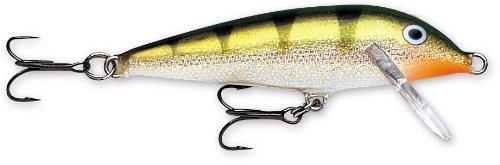 Rapala Countdown 05 Fishing lure, 2-Inch, Yellow Perch (Best Yellow Perch Lures)