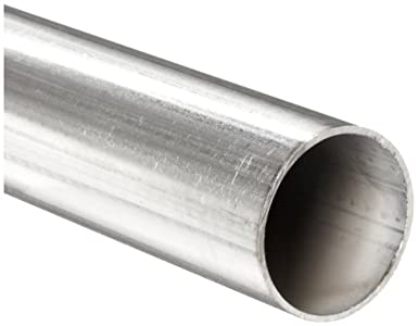 Stainless Steel 316L Welded Round Tubing