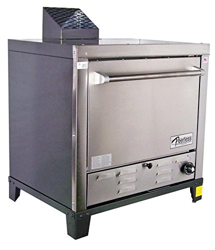 Peerless Ovens Counter Model C131B Pretzel and Bagel Bake Oven - Gas Fired - LP Gas by Peerless Ovens